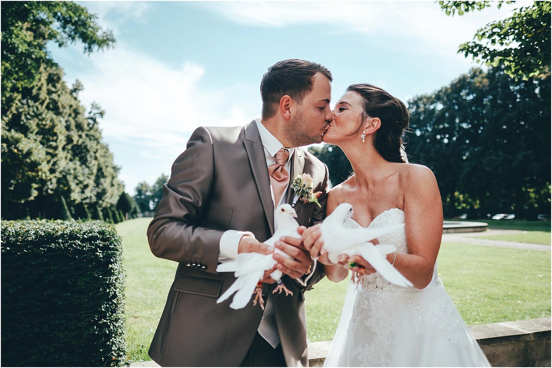 Sarah & Basti – Hochzeit auf Schloss Hasenwinkel